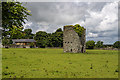 N8718 : Castles of Leinster: Castle Rag, Co. Kildare (1) by Mike Searle