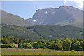 NN1477 : Ben Nevis from near Torlundy by Nigel Brown