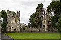 O2328 : Castles of Leinster: Monkstown, Co. Dublin (1) by Mike Searle
