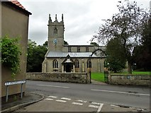 SK7288 : St Peter's Church, Clayworth by Neil Theasby