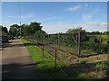 TL4250 : Vegetable plot, Harston by Hugh Venables