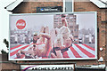 J3674 : Coca-Cola poster, Belfast (July 2016) by Albert Bridge