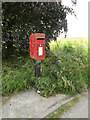 TM0178 : Hopton Road Postbox by Adrian Cable