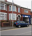 ST3289 : D and S Car Repairs, Caerleon Road, Newport by Jaggery