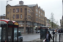 TQ2781 : A4205, Praed St by N Chadwick
