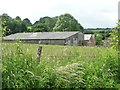 SJ1506 : Farm buildings at Upper Dolarddyn by Christine Johnstone