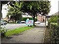 SJ9594 : Spa Hand Car Wash sign by Gerald England