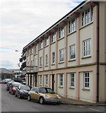 ST5393 : Three-storey office building near Chepstow railway station by Jaggery