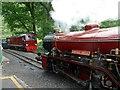 NY1700 : Engines at Dalegarth Station by Graham Hogg