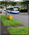 ST3090 : Tesco Free Bus in Malpas, Newport by Jaggery