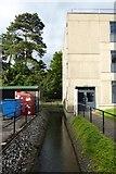 SE6250 : Stream by Derwent College D block by DS Pugh