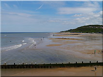 TG2142 : Costa del Cromer by James T M Towill