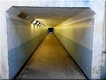SZ1193 : Littledown: subway to Queen's Park by Chris Downer