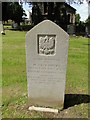TL9190 : Headstone to  Mieczyslaw SIEPRAWSKI by Adrian S Pye