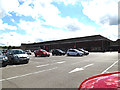 TL8884 : Tesco Superstore, Thetford by Adrian Cable