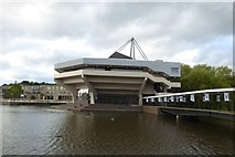 SE6250 : Central Hall and Bridge by DS Pugh