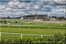 SO9524 : Cheltenham Racecourse by David P Howard