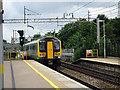 SJ4084 : A Liverpool bound train leaving South Parkway station by John Lucas