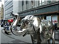 SK3587 : Herd of Sheffield:  Inconelly by Graham Hogg