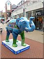 SK3587 : Herd of Sheffield:  Sheffield Elephant by Graham Hogg