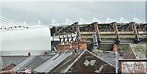 J3272 : The North Stand, Windsor Park, Belfast (July 2016) by Albert Bridge