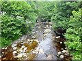 NN3406 : The Cailness Burn by John Allan