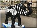 SK3587 : Herd of Sheffield: AM Elephant by Graham Hogg