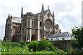 TQ0107 : Arundel Roman Catholic Cathedral by Alan Hunt