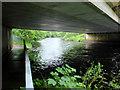 NN3428 : River Fillan by John Allan
