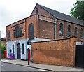 TQ3482 : 17 Hereford Street, Bethnal Green by Jim Osley