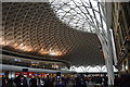 TQ3083 : Kings Cross Station Concourse by N Chadwick