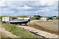 SZ6999 : The Kench, Hayling Island by Alan Hunt