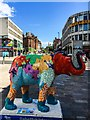 SK3586 : Herd of Sheffield: And... Repeat by Graham Hogg