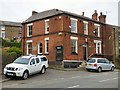 SJ9593 : The former Werneth Hotel by Gerald England