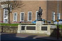 TQ5839 : Tunbridge Wells War Memorial by N Chadwick