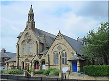 NZ2364 : Westgate Hill Baptist Church, Westgate Road, NE4 (2) by Mike Quinn