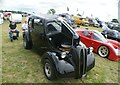 TQ5583 : View of a Ford Popular in Havering Mind's Wings and Wheels event at Damyns Hall Aerodrome #3 by Robert Lamb
