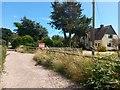 SZ1095 : Throop: sold house in Careys Road by Chris Downer