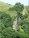 SK0955 : A view of Ossom's Crag by Neil Theasby