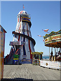 TQ3103 : Helter Skelter by Robin Webster