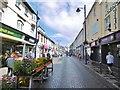 SS8176 : Porthcawl, John Street by Mike Faherty