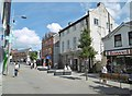 SN6312 : Ammanford Post Office by Mike Faherty