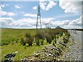 SN6510 : Mynydd y Betws, substation by Mike Faherty