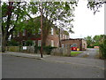 TQ1792 : Stanmore Telephone Exchange, Middlesex by David Hillas