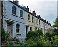TQ2685 : Willow Cottages, Willow Road, Hampstead by Julian Osley