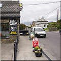 Q3504 : 'Star Wars' sign, Ballyferriter by Rossographer