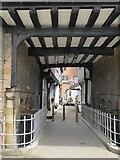 SP0343 : Abbot Reginald's Gateway, Evesham by Philip Halling