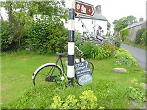 NY4331 : Greystoke Cycle Cafe by Oliver Dixon