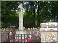 SS0697 : Manorbier War Memorial by welshbabe