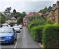 NT2539 : Kingsmuir Crescent, Peebles by Jim Barton